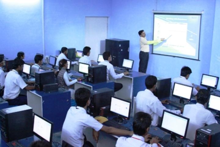 ColonelS Brightland Public School-Computer Lab