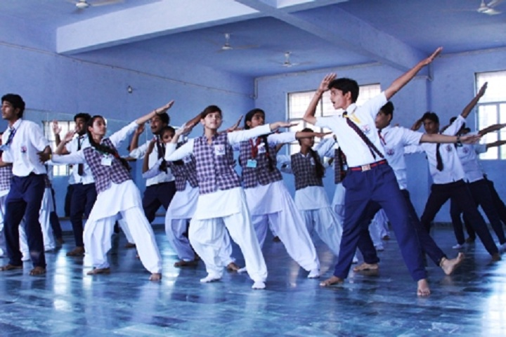 ColonelS Brightland Public School-Dance Room