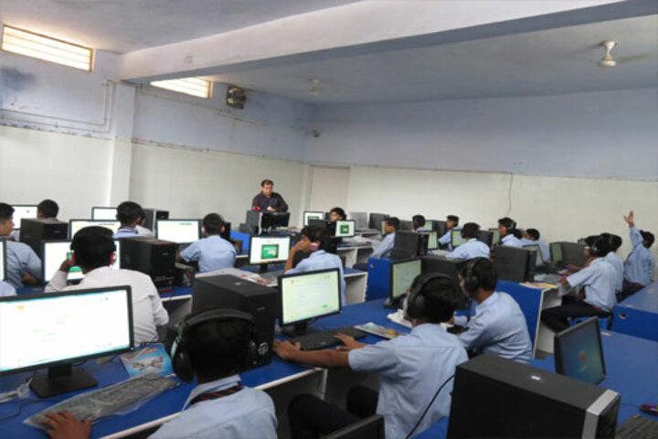 ColonelS Brightland Public School-Language Lab