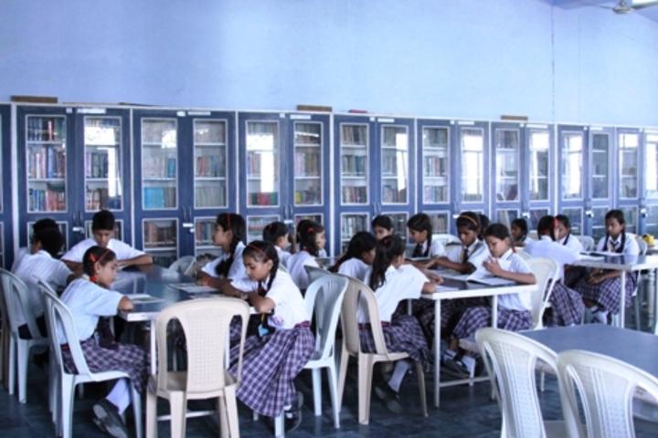 ColonelS Brightland Public School-Library