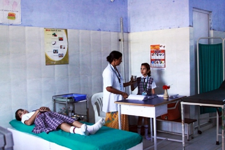 ColonelS Brightland Public School-Medical Checkup