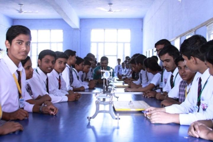 ColonelS Brightland Public School-Physic Lab