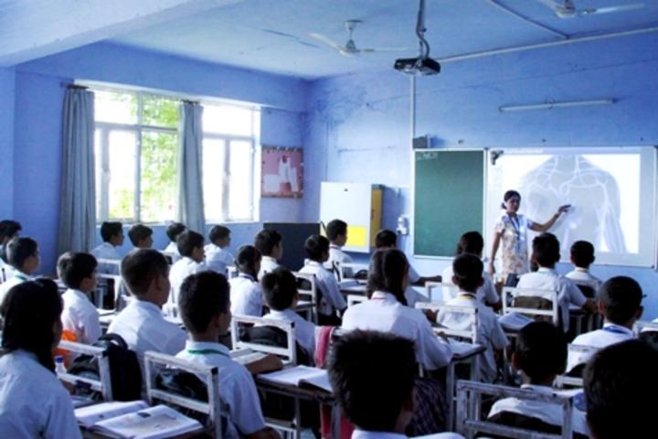 ColonelS Brightland Public School-Smart Class