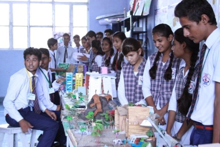 ColonelS Brightland Public School-Social-Science Lab