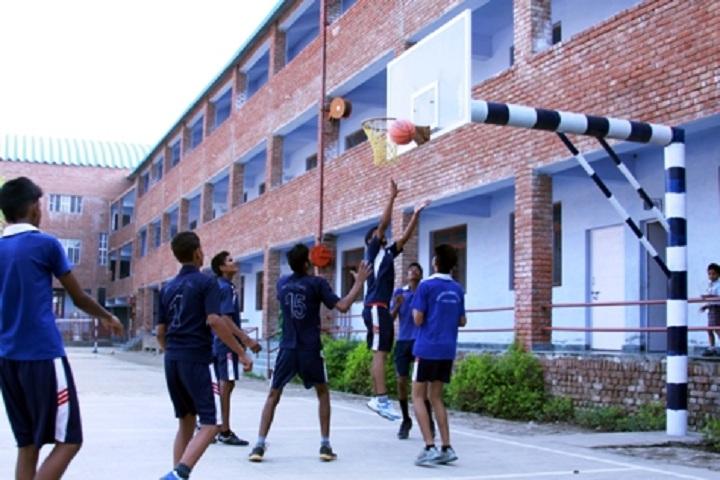 ColonelS Brightland Public School-Sports