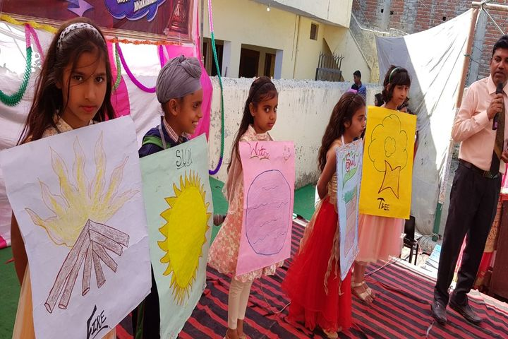 Convent Educational Academy-Activity