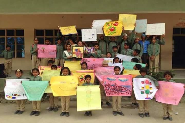 Convent Educational Academy-Classroom Activity