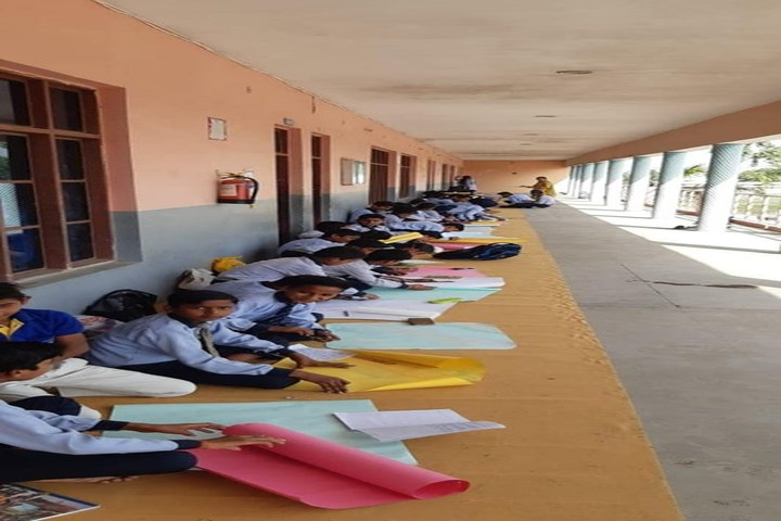 Convent Educational Academy-Drawing