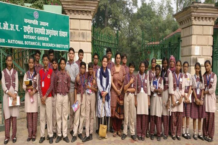 D A V Public School-Educational Tour
