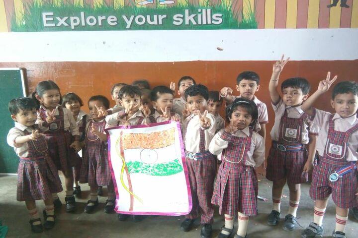 D A V Public School-Classroom Activity
