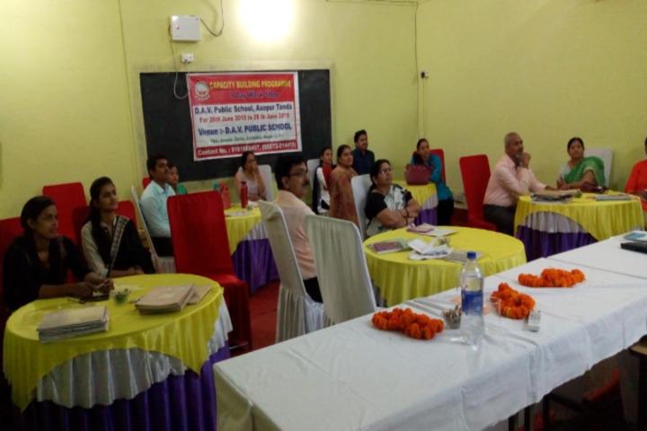 D A V Public School-Conference Hall