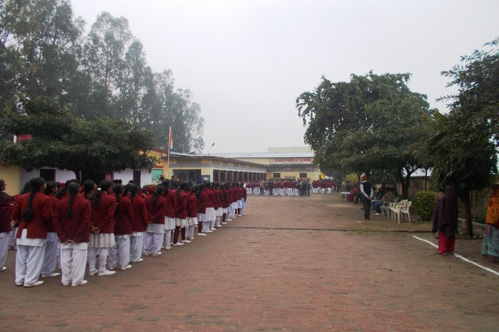 D A V Public School-Republic Day