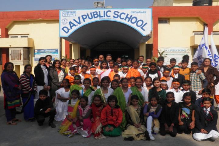 D A V Public School -Event1