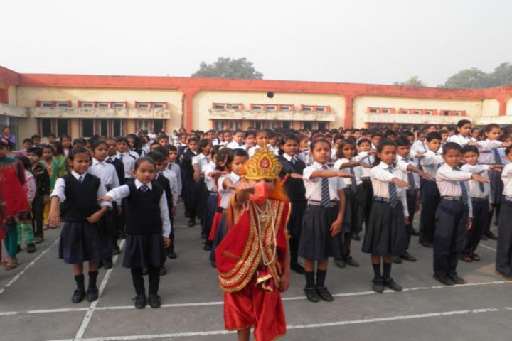 D A V Public School -Pledge