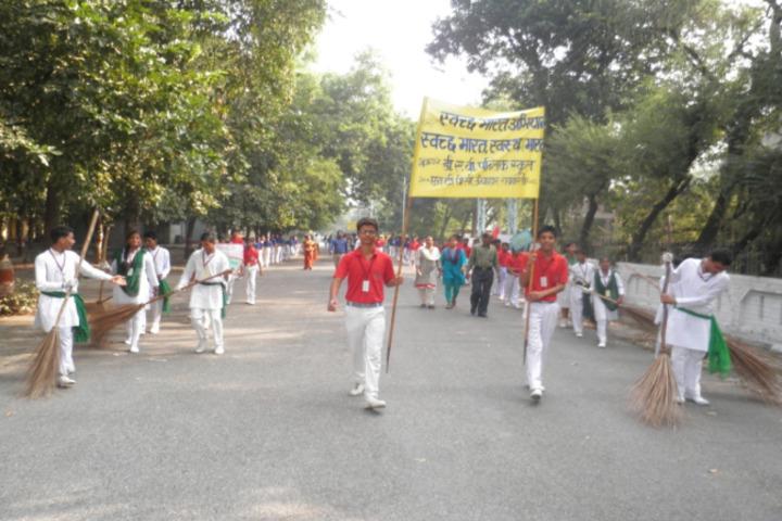 D A V Public School -Rally
