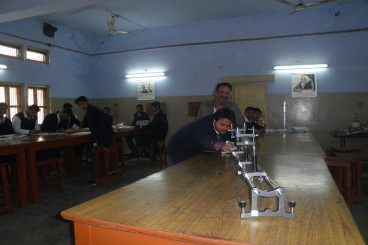 D A V Public School-Physics-Lab