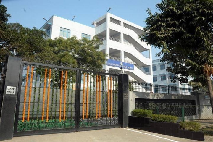 D A V Centenary Public School-Campus Enterance