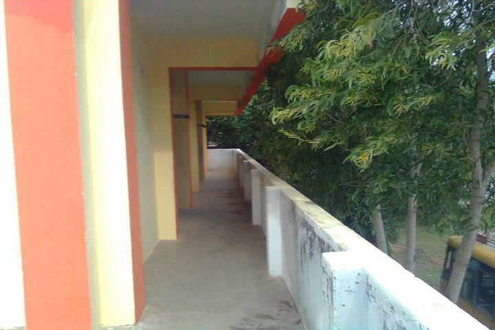 D A V Public School-Campus-SideView