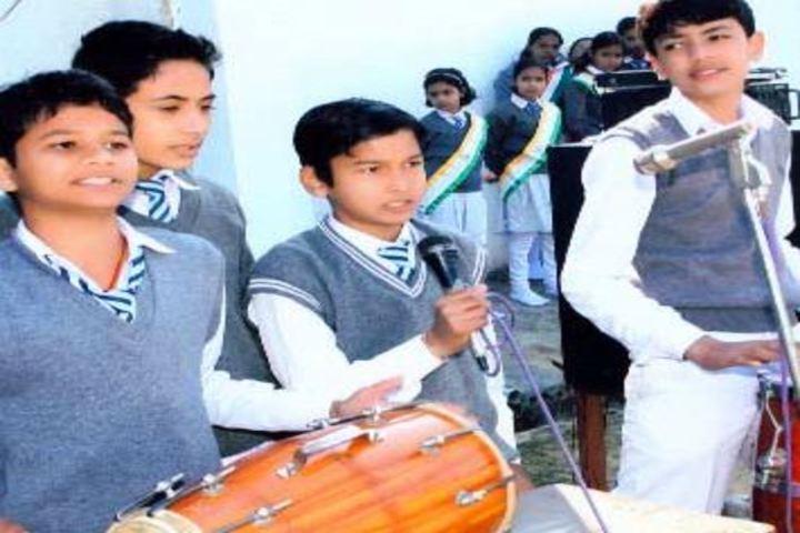D P M Public School-Music