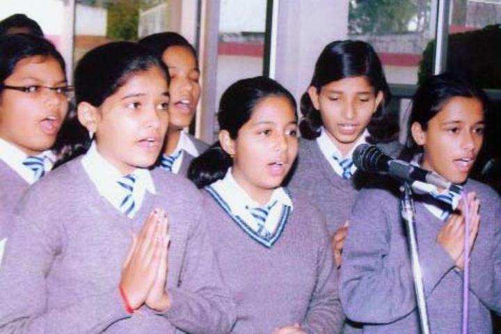 D P M Public School-Singing