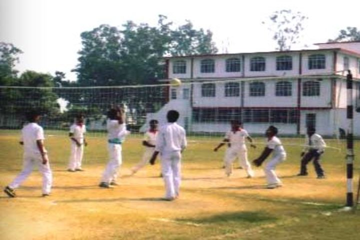 D P M Public School-Sports