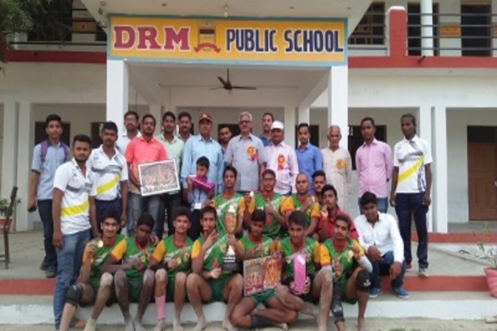 D R M Public School-Prize Distribution