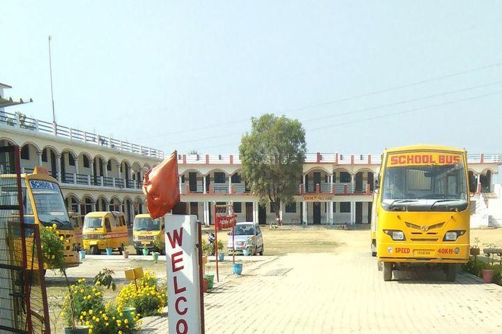 D R M Public School-Campus