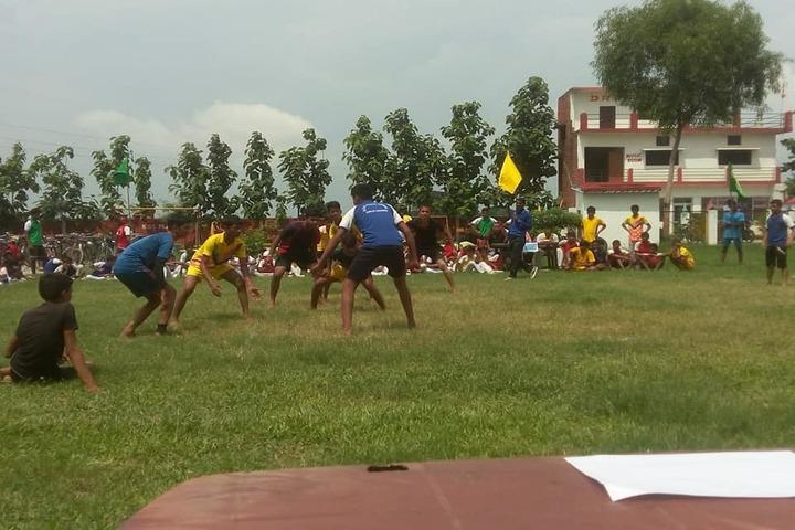 D R M Public School-Kabaddi