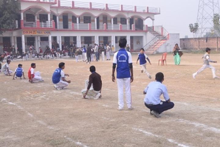 D R M Public School-Kho kho