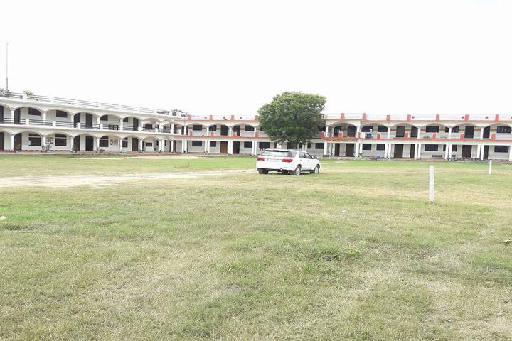 D R M Public School-Playground