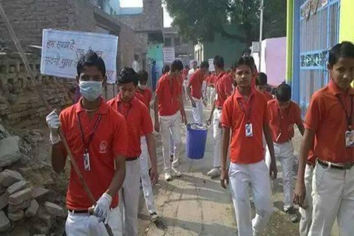 D R S S Modern Public School-Activity