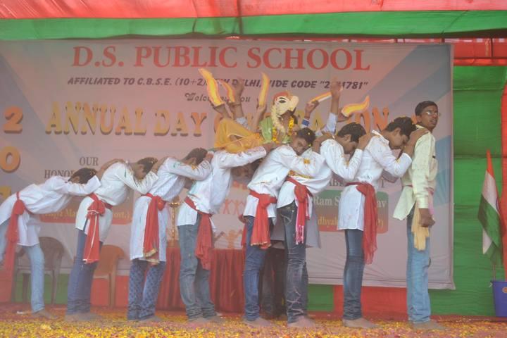 D S Public School-Annual Day