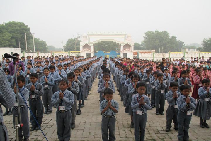 D S Public School-Assembly