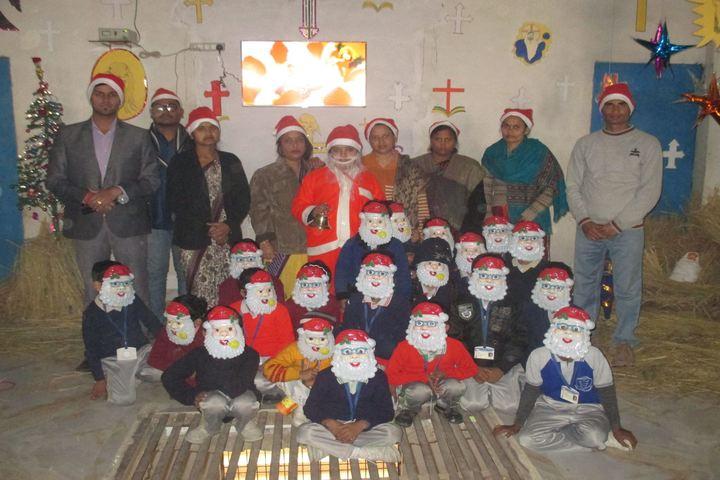 D S Public School-Christmas Celebrations