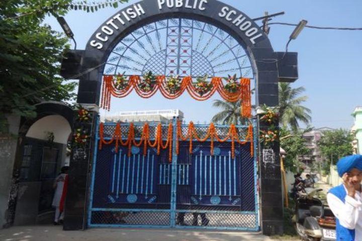 Scottish Public School-School Entrance