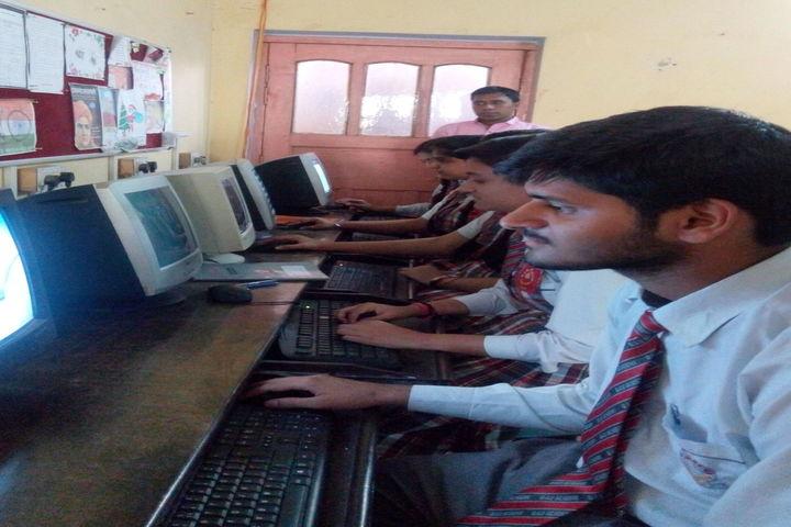 D A V Academy-Computer Lab