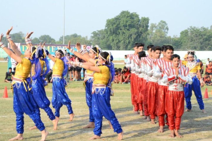 D A V Centenary Public School-Dance