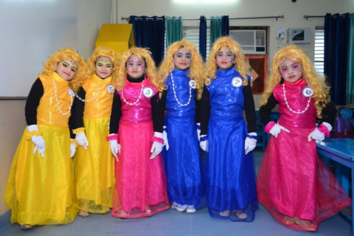 D A V Centenary Public School-Fancy Dress
