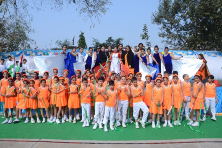 D A V Centenary Public School-Event