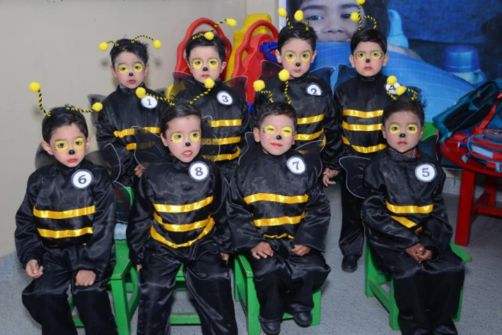 D A V Centenary Public School-Kindergarten