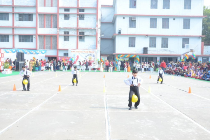 D A V Centenary Public School-Sports