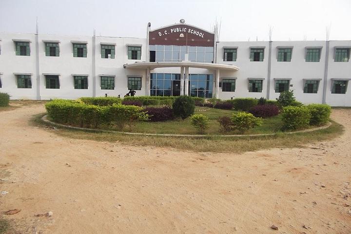 DC Public School-College Building