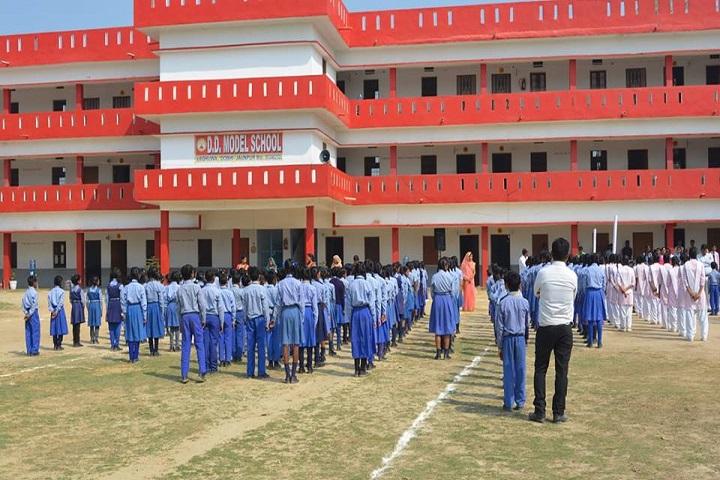 D D Model School-Assembly