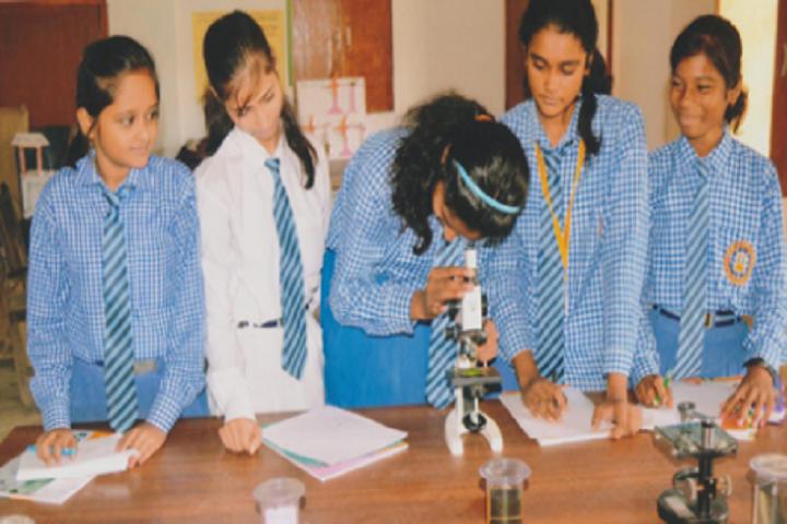 D D Model School-Biology-Lab