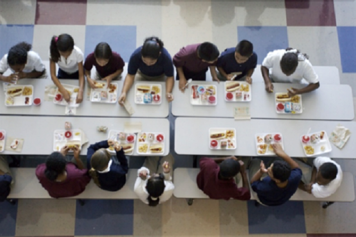 D M Public School-Cafeteria