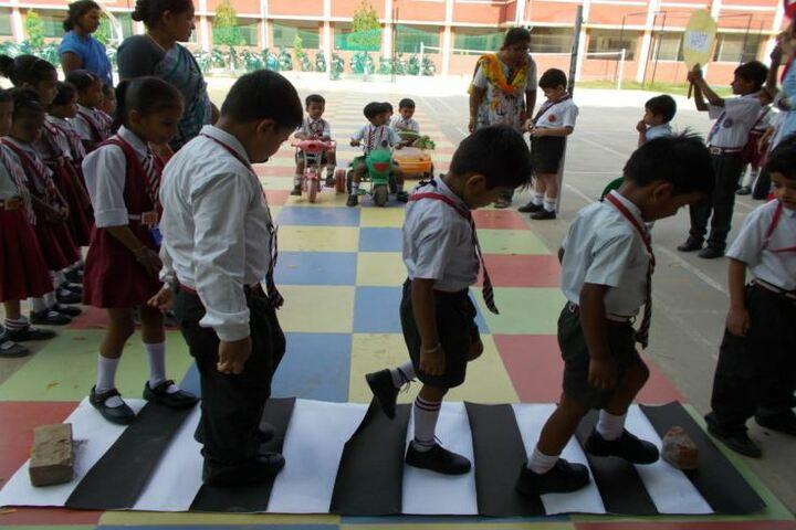D P Public School-Games