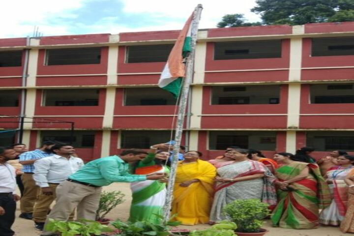 D P Public School-Independence Day