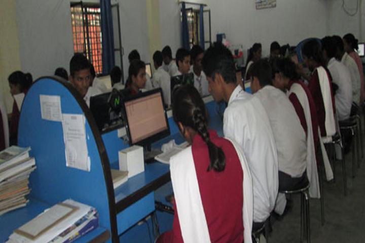 D P Public School-Computer Lab