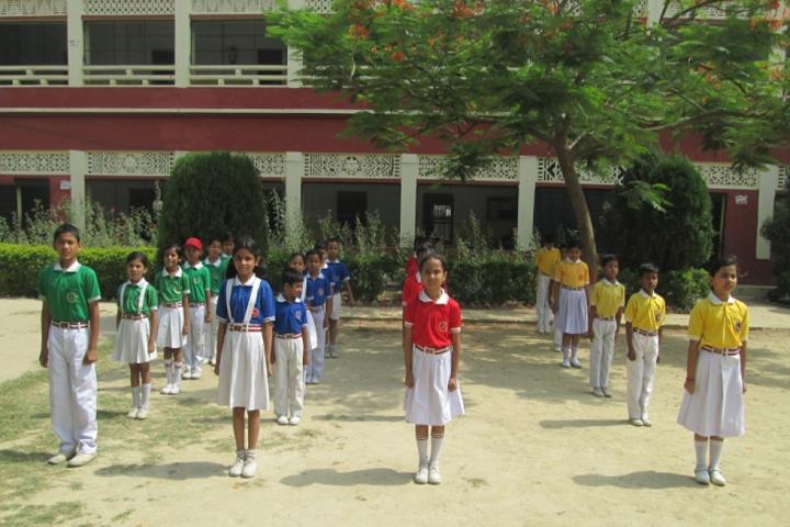 D P Public School-School Assembly
