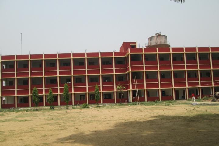 D P Public School-School View